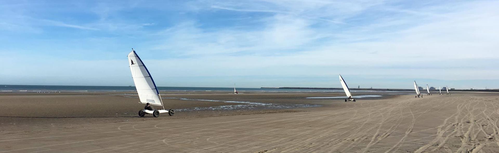camping Hauts-de-France : accès direct plage