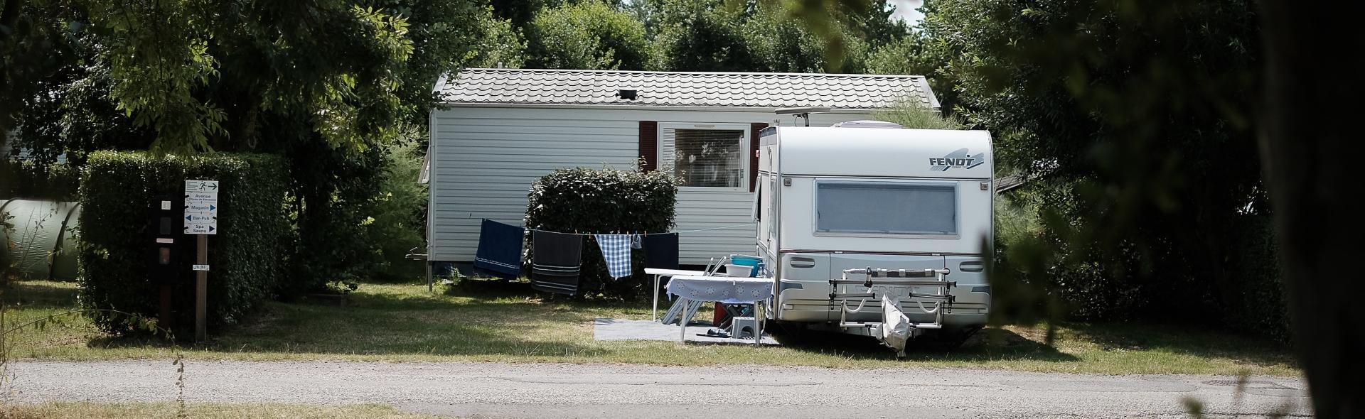 camping avec piscine nord