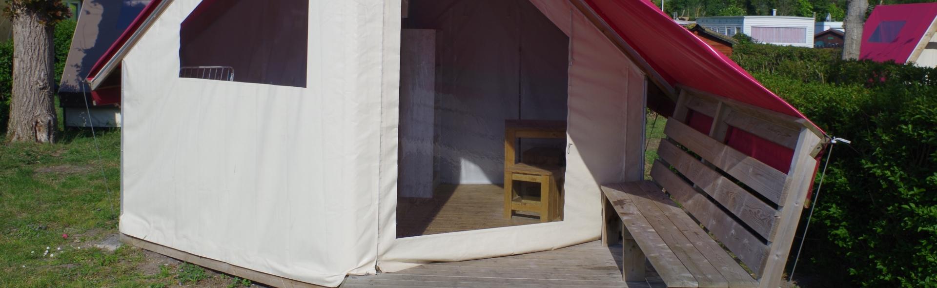 location tente gravelines Camping des Dunes 4 étoiles